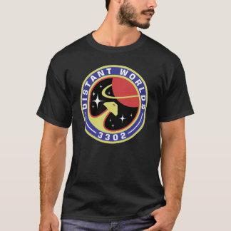 Entferntes Weltausflug-Shirt (Art 1) T-Shirt