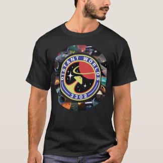 Entferntes Weltausflug-Shirt (Art 2) T-Shirt