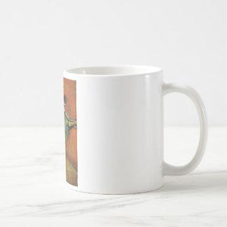 Entgasen Sie, Tänzer am Barre Kaffeetasse