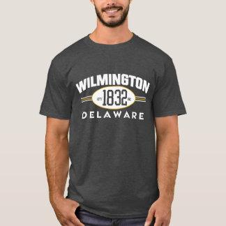 ENTHALTENES T-STÜCK WILMINGTONS DELAWARE STADT T-Shirt