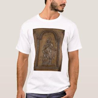 Entlastung, die Bischof St. Medard darstellt T-Shirt