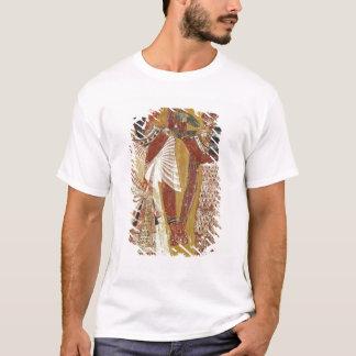 Entlastung, welche die Göttin Hathor Platzierung T-Shirt