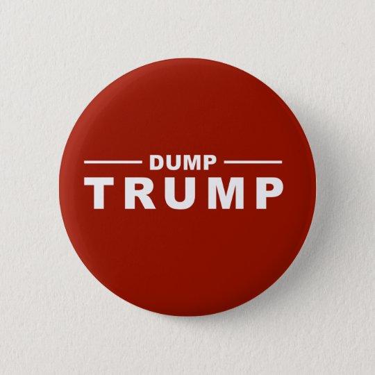 Entleeren Sie Trumpf-Standard, 2 ¼ Zoll-runden Runder Button 5,7 Cm