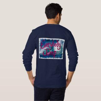 Entschließung 2017: Jeder springen T-Shirt