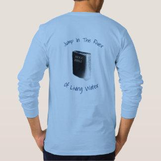 Entschließung: Springen Sie in den Fluss T-Shirt