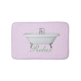 Entspannen Sie sich Bad-Matte Badematte