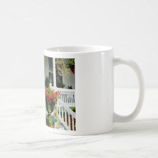 Entspannendes Portal Kaffeetasse