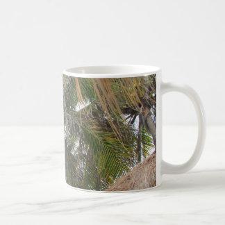 Entspannung unter den Palmen Tasse