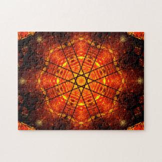 Entspannungs-Mandala