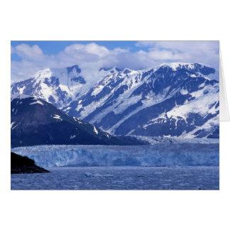 Enttäuschungs-Bucht und Hubbard Gletscher, Karte