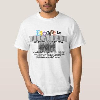 Entweichen zu Alcatraz T-Shirt
