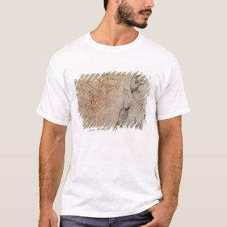 Entwerfen Sie für die Sistine Kapellen-Decke, T-Shirt
