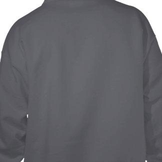 Entwerfen Sie Ihr eigenes dunkelgraues Kapuzensweater