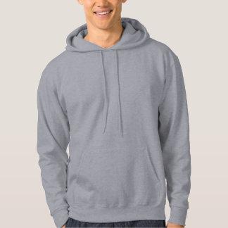 Entwerfen Sie Ihr eigenes Grau Kapuzensweatshirt