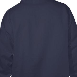 Entwerfen Sie Ihr eigenes Marine-Blau Sweatshirt