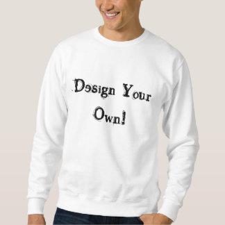 Entwerfen Sie Ihr eigenes Weiß Sweater