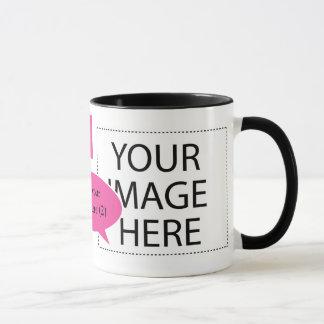 Entwerfen Sie Ihre eigenen kundenspezifischen Tasse