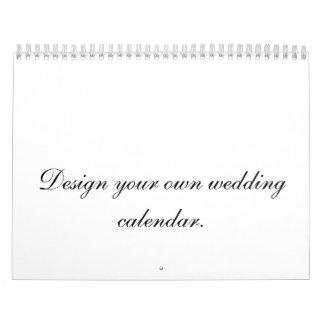 Entwerfen Sie Ihren eigenen Kalender