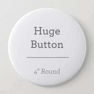 Entwerfen Sie Ihren eigenen Knopf Runder Button 10,2 Cm