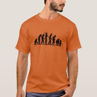 Entwicklung des Mannes T-Shirt