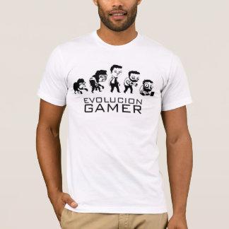 Entwicklung gamer T-Shirt