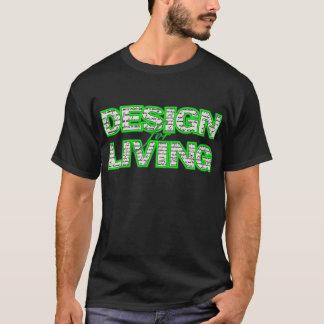 Entwurf für lebenden T - Shirt sobercards.com