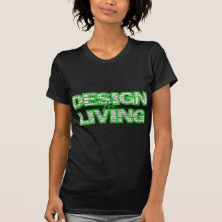 Entwurf für lebenden T - Shirt www.sobercards.com