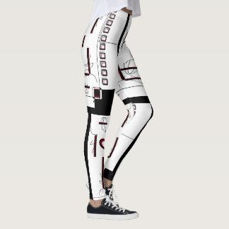 Entwurf Leggings