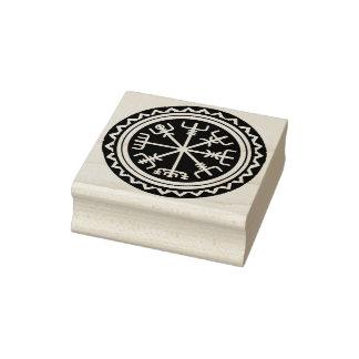 Entwurfs-GummiBriefmarken-Werkzeug Wikingers Gummistempel