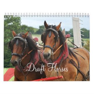 Draft Horses 2016