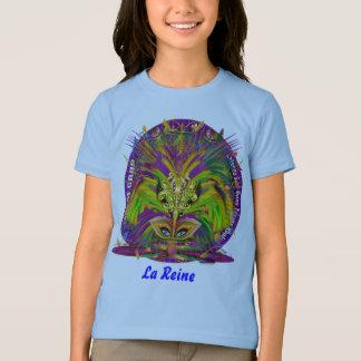 Entwurfs-Queens des Karneval-jugendlich T-Shirt