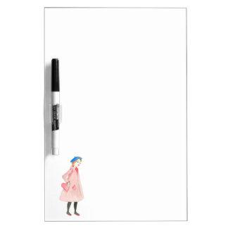 Entzückende Franzosen Whiteboard