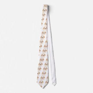 Entzückende Welpen-Hundemehrfache Produkte Bedruckte Krawatte