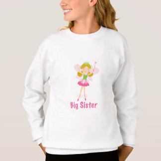 Entzückendes feenhaftes große Schwester-Shirt Sweatshirt