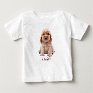 Entzückendes iCuddle Cocker spaniel Baby T-shirt