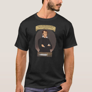 Epischer Held James Bowie! T-Shirt