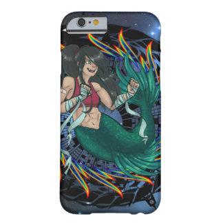 Epischer Meerjungfrau-Telefon-Kasten Barely There iPhone 6 Hülle