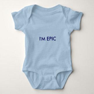 Episches Baby wachsen Baby Strampler