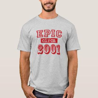 Epos circa Rot 2001 T-Shirt