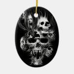 Epouvante d'Halloween - Décorations De Noël