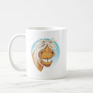 "Equi-toons ""unverschämtes Chappie"" Kaffeetasse"