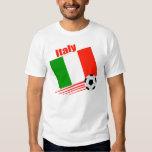 Équipe de football de l'Italie Tee Shirts