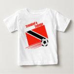 Équipe de football du Trinidad et du Tobago T Shirts