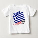 Équipe de football grecque t-shirt