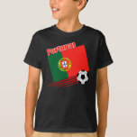 Équipe de football portugaise t-shirt