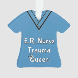 Er-Krankenschwester scheuert Verzierung Ornament