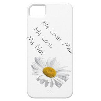 Er Lieben ich, er Lieben ich nicht iPhone 5 Case
