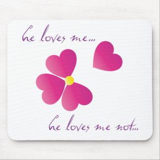 Er Lieben ich… Mauspads