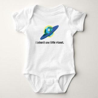 ERBEN Sie ERDE durch Jetpackcorps Baby Strampler