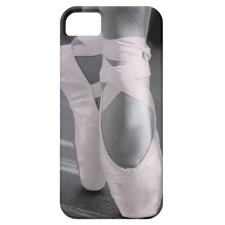 Erblassen Sie - rosa Ballett-Schuhe iPhone 5 Hüllen